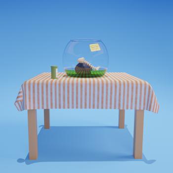 Fish bowl - Konnu